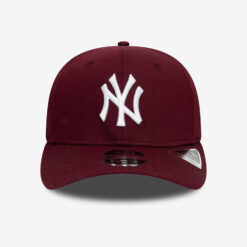 New Era Stretch Snap New York Yankees Vinröd