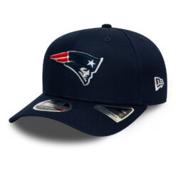 New Era Stretch Snap New England Patriots Mörkblå