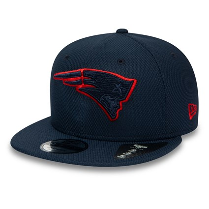 New Era - New England Patriots Diamond Era 9Fifty - Blå/Röd