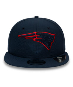 New Era - New England Patriots Diamond Era 9Fifty - Blå/Röd