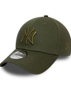 New Era - 39Thirty NY Yankees - Grön MLB Keps