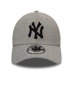 New Era - 39Thirty New York Yankees - Grå/Svart Keps