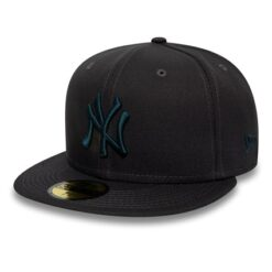 New Era - 59Fifty New York Yankees - Mörkgrå Fitted