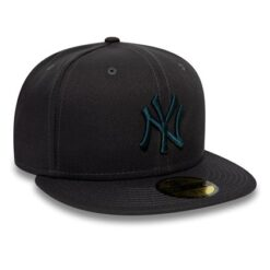 New Era fitted keps - 59Fifty New York Yankees - Mörkgrå