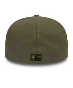 New Era - 59Fifty Los Angeles Dodgers - Grön Fitted keps