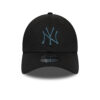 New Era - 39Thirty NY Yankees - Svart/Grönblå MLB Keps