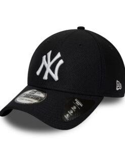 New Era - 39Thirty NY Yankees - Mörkblå Diamond Era Keps