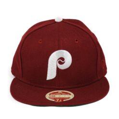 59Fifty Philadelphia Phillies 1980 Collection vinröd new era