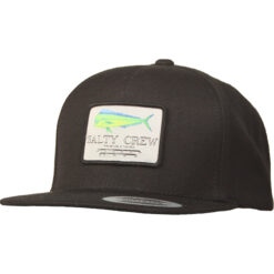 Salty Crew -Mahi Mount 5 Panel - Svart - Fram