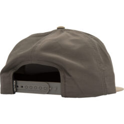 Salty Crew - Tippet tech 5 panel - Mörkgrå  - Bak