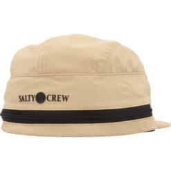 Salty Crew - Inshore 5 panel - Khaki - Bak