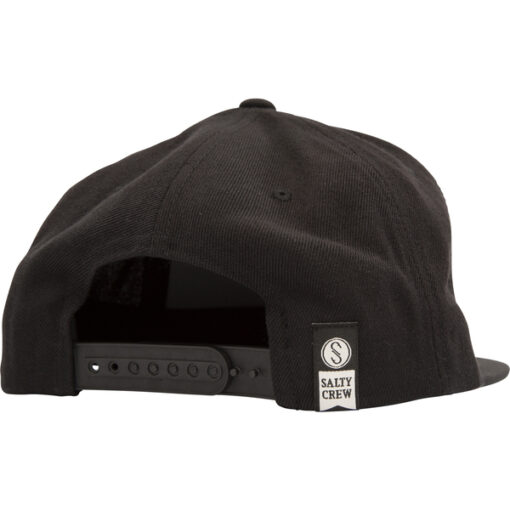 Salty Crew - Squiddy 6 Panel - Svart - Back