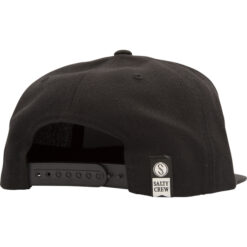 Salty Crew - Fishstone 5 Panel - Svart - Bak