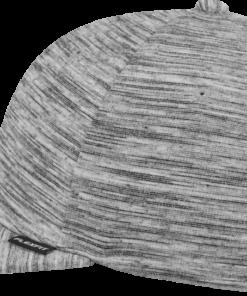 Flexfit - Stripes Melange - Svart/Heather Grå Sidan