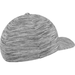 Flexfit Keps - Stripes Melange - Grå/Vit