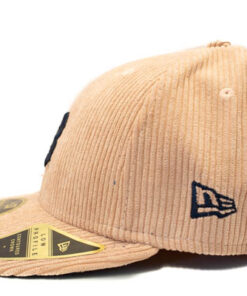 New Era - Fitted Keps - Cooperstown - Babyrosa