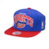 Nuggets Denver NBA blå snapback