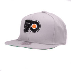 Grå snapback NHL Mitchell and ness Philadelphia Flyers