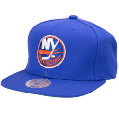 Snapback New York Islander Blå kepsar Mitchell and ness