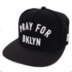 Keps Snapback Cayler and son pray for BKLYN svart