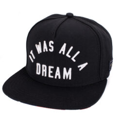 Cayler And Sons Snapback A dream svart