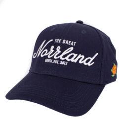 SQRTN Great Norrland Keps Mörkblå