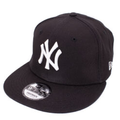 Svart keps New Era snapback new york yankees