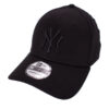 New Era New York Yankees flexfit keps svart