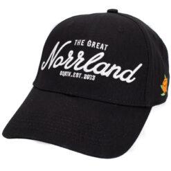 SQRTN Great Norrland keps svart