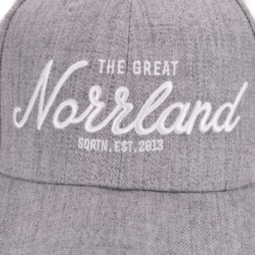 SQRTN Great Norrland keps Grå