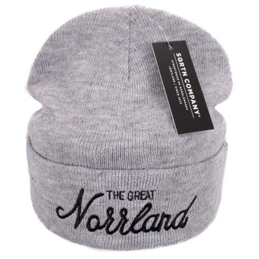 SQRTN Great Norrland Mössa Grå