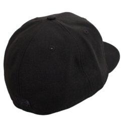 New era New york yankees svart fitted keps