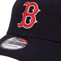 Boston Red Sox New Era Flexfit keps 39Thirty Mörkblå