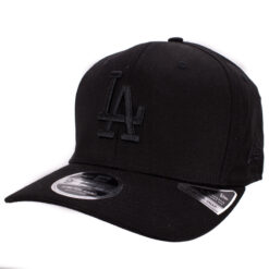 New Era Stretch Snap LA Dodgers Svart