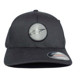 Alpinestars GTO Flexfit - svart keps