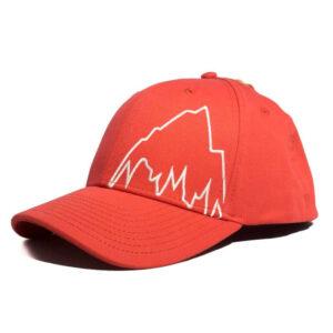 Slidestyle flexfit burton keps röd