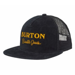 Burton Durable Trucker Black