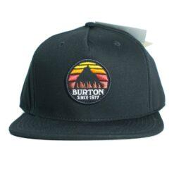 Burton Snapback Underhill  Black svart