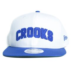 Crooks and Castle Arch Crooks New era vit blå