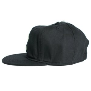 Crooks and Castle Scramble strapback svart black
