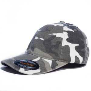 Flexfit Camo grå kamouflage