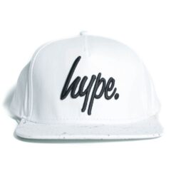 Hype Snapback Speckle Keps vit