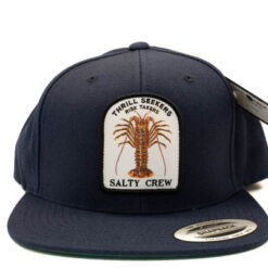 Salty Crew - Bugging out 6 Panel - Navy - Fram