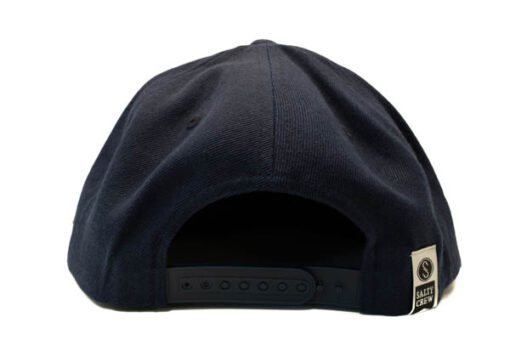 Salty Crew - Bugging out 6 Panel - Navy - Bak