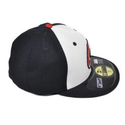 New Era Atlanta braves keps fitted vit/svart