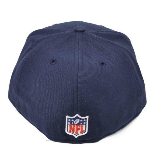 Denver Broncos fitted keps new era mörkblå