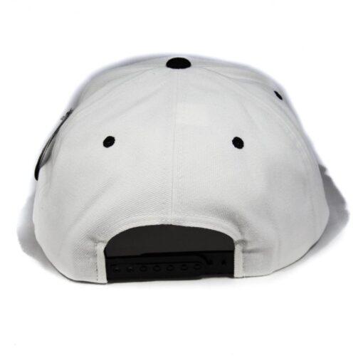 Dragon - Icon Hat -Vit/svart keps