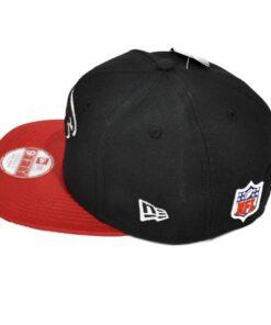 Atlanta Falcons NFL Keps snapback New Era röd svart
