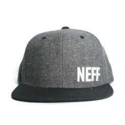 Neff Fabric keps svart snapback