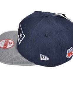 New England Patriots new era NFL CHampions mörkblå